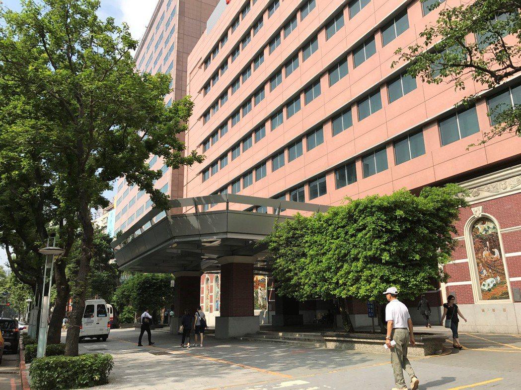 台北馬階醫院。記者游智文/攝影