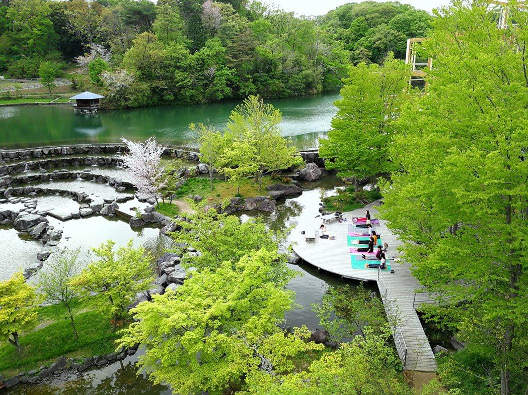 京阪奈紀念公園。 圖/京都府觀光連盟提供