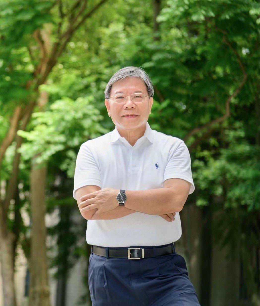 臻鼎集團董事長沈慶芳。圖:臻鼎提供