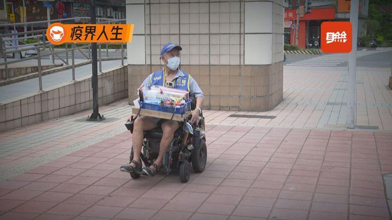 社團法人台灣新巨輪服務協會收容庇護謀生困難的身障者們一同工作,一開始從街賣起家,去年10月增加用餐車賣熱食,但受到疫情影響,街賣被迫中止,餐車也暫停營運,原本就負債累累的協會雪上加霜。記者蔡青縈/攝影