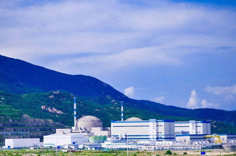 近日CNN關於台山核電廠有關情況的報導引起關注,大陸生態環境部(大陸國家核安全局)相關負責人回應表示,台山核電廠1號機組運行過程中,監測到反應堆一迴路冷卻劑的放射性比活度(即單位體積或重量中所包含放射性量)上升,主要與燃料棒破損有關。(取自台山核電站官網)