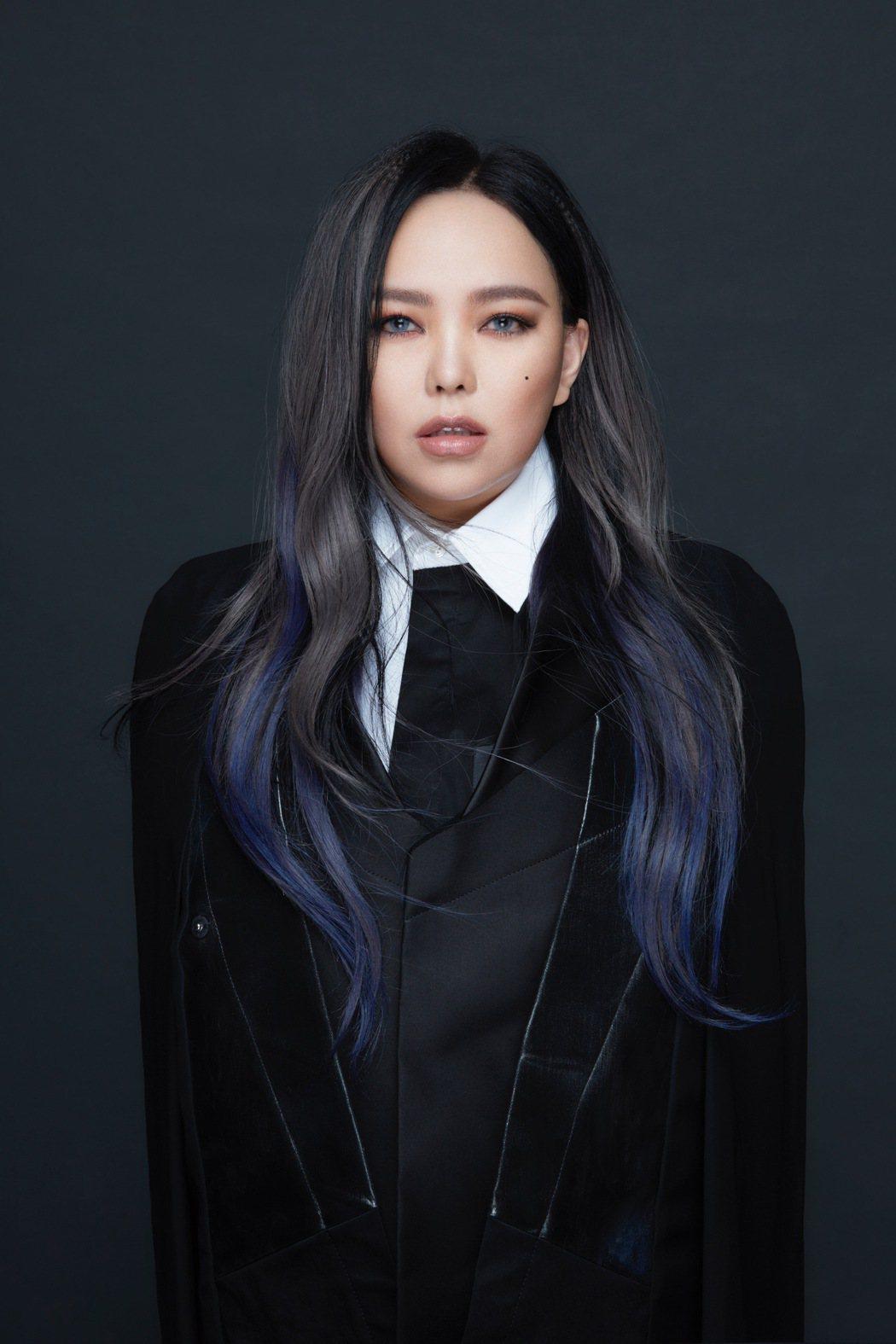 張惠妹擔任Spotify企劃EQUAL的華語區代表人物。圖/EMI提供