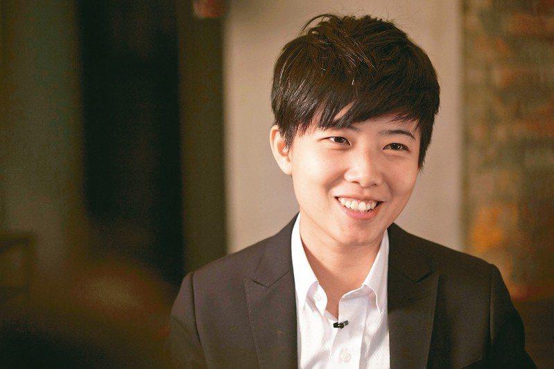 台北市議員苗博雅。本報資料照片
