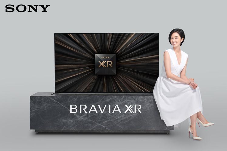 金馬影后桂綸鎂代言Sony全新BRAVIA XR系列,質感推薦貼近真實的影音享受...