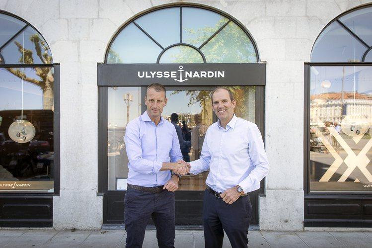 雅典(Ulysse Nardin)則宣佈與世界三大帆船賽事之一的「世界環球帆船賽...