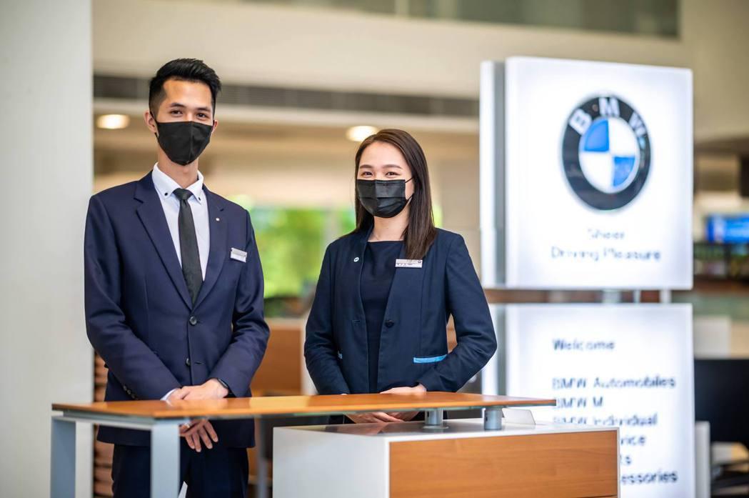 BMW CARE PLUS守護升級 - 總代理汎德與您並肩前行。 圖/汎德提供