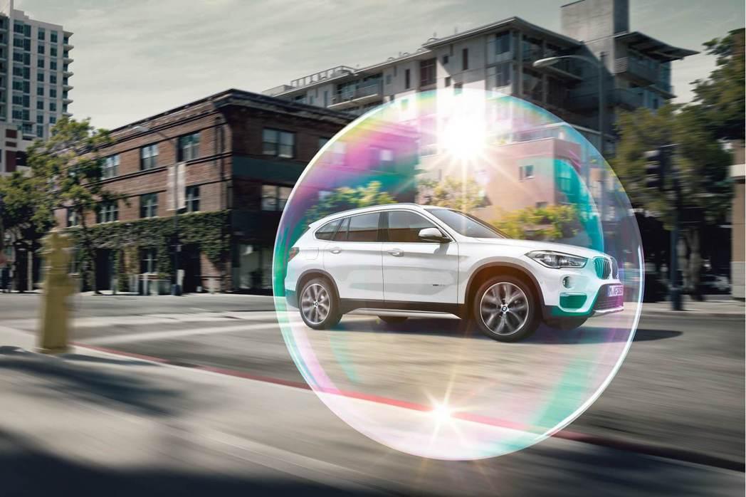 即日起至六月底交車車主皆可享守護升級套裝,內容涵蓋BMW原廠超纖細PM 2.5冷...
