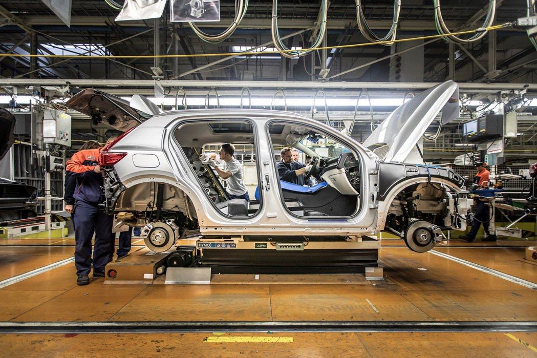 VOLVO 將與瑞典鋼鐵製造商 SSAB 所發起的 HYBRIT 計劃(Hydr...