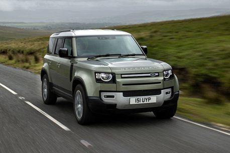 經典也能先進!Land Rover研發氫燃料電池動力Defender原型車