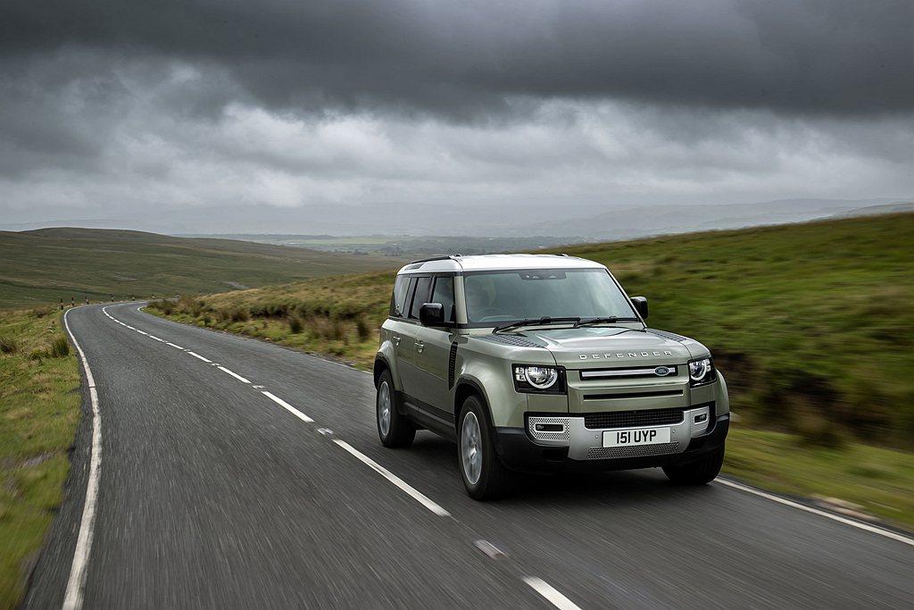 Jaguar Land Rover氫燃料電池開發總監Ralph Clague表示...
