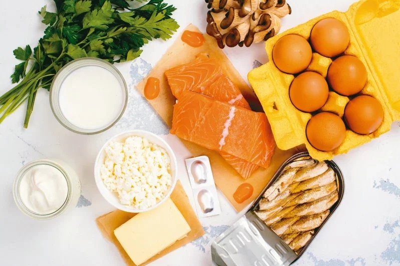 年長者飲食應著重優質蛋白質攝取,才能有效阻止肌肉快速流失。 圖/123RF