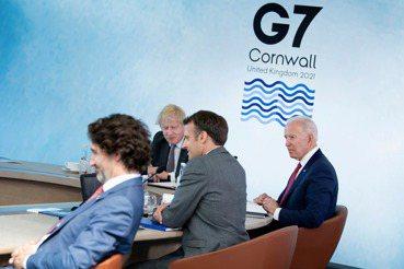 拜登提「重建更好世界」:G7峰會抗衡一帶一路的決心?