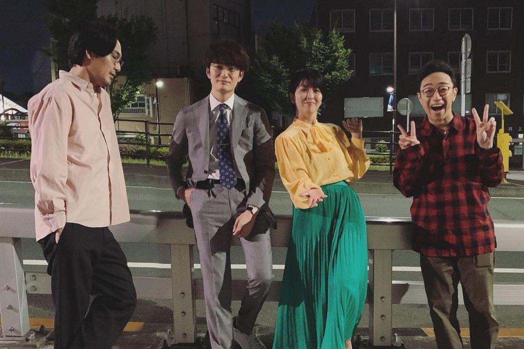 松隆子主演《大豆田永久子與三個前夫》,和松田龍平、角田晃廣、岡田將生有剪不斷理還