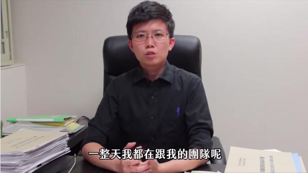 苗博雅昨深夜也在臉書致歉,表示讓許多關心台灣的朋友們擔心了,真歹勢。圖/引用苗博雅臉書