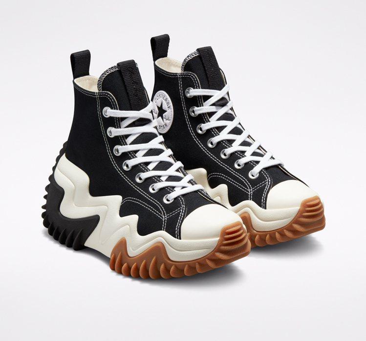 Converse Run Star Motion鞋3,380元。圖/Conver...