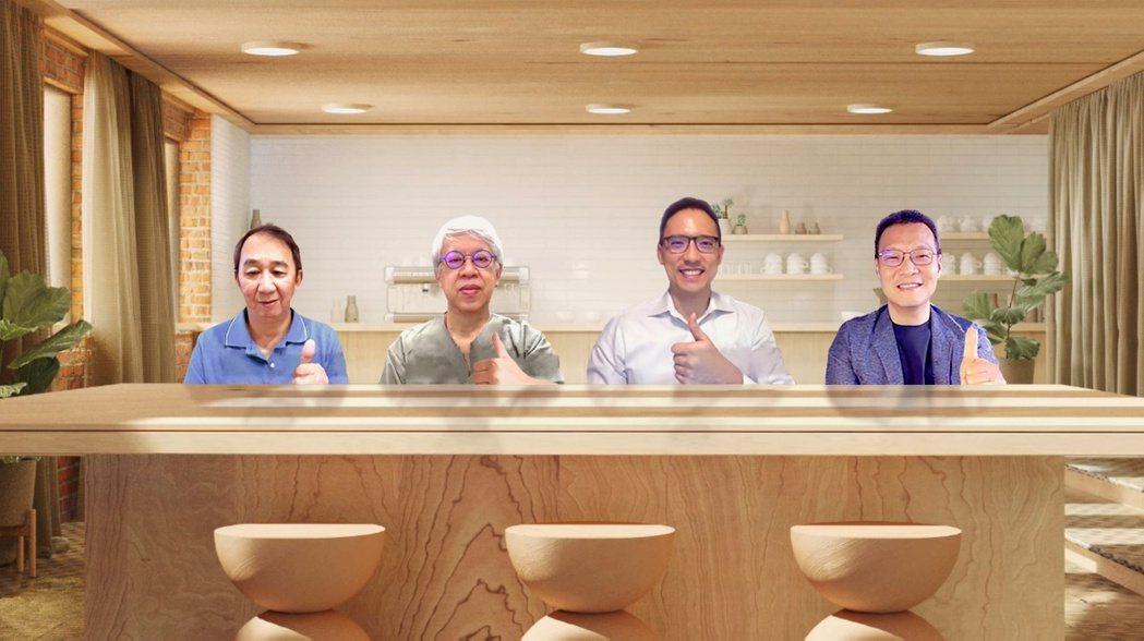 台灣微軟攜手英業達啟動 5G 智慧工廠策略合作。圖為英業達企業電腦事業群總經理蔡...