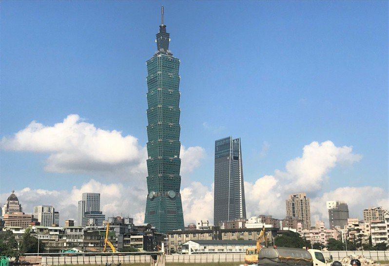 台北房價持續走揚。記者游智文/攝影
