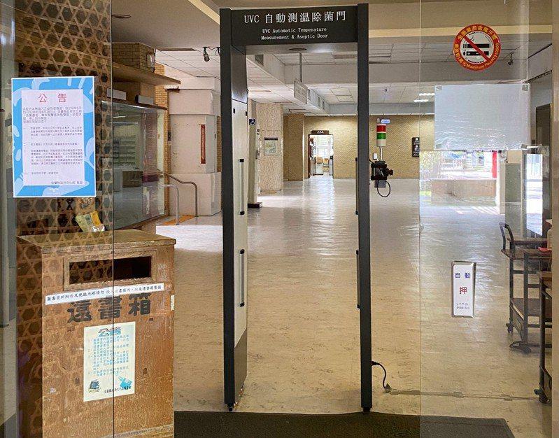 宜蘭縣各公共圖書館的取書及還書作業,順延到解封開館後2周,延後辦理都不違規。圖/文化局提供
