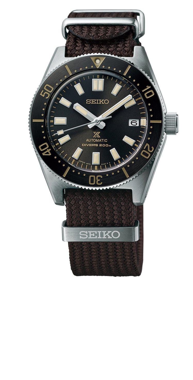 Seiko Prospex 1965現代演繹版腕表,精鋼表殼36,000元。圖/...