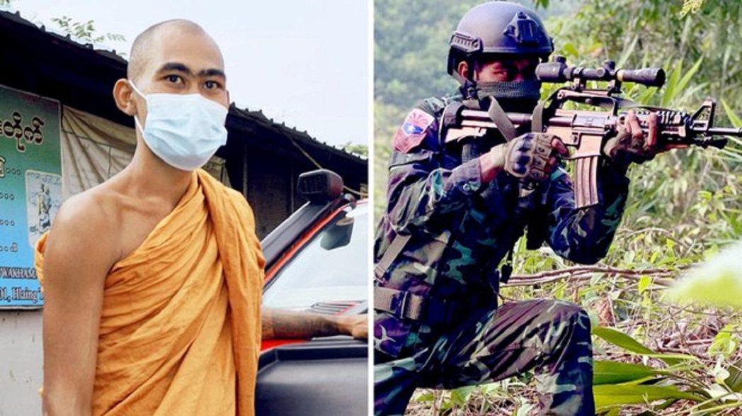 美國自由亞洲電台日前報導,緬甸佛教僧人凱特拉得知和平反對政變的示威民眾因軍方鎮壓...