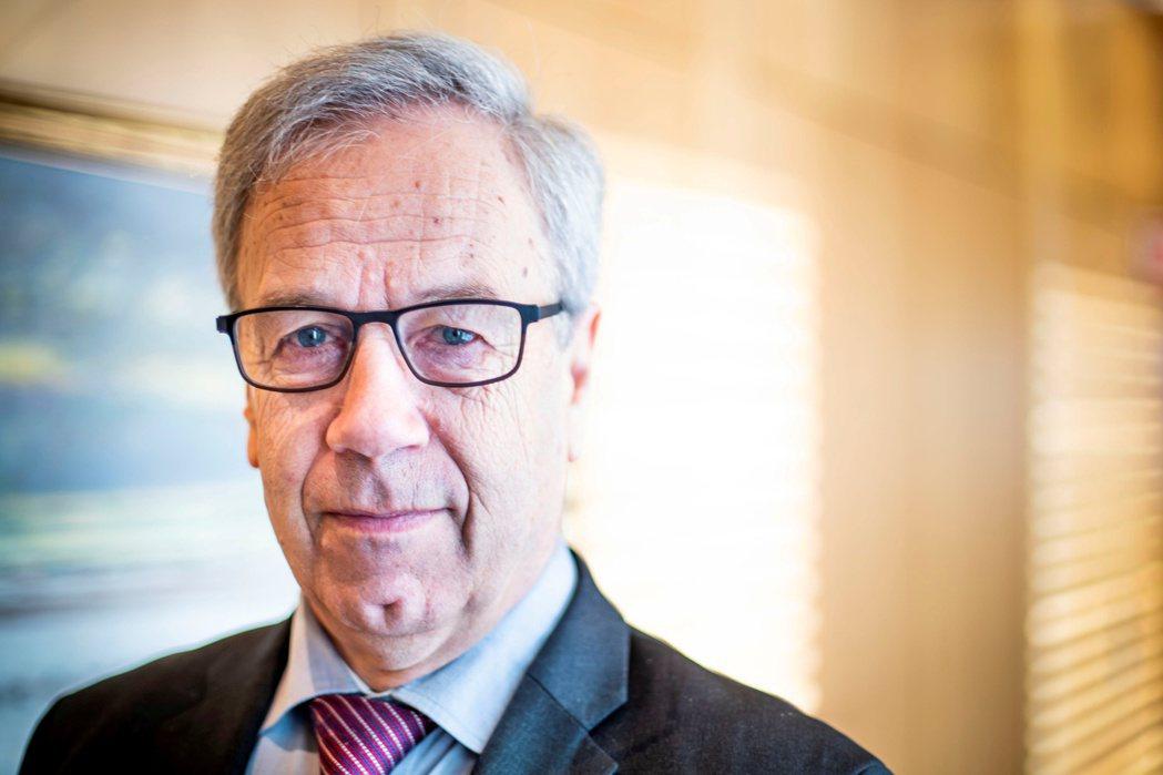 挪威央郎總裁歐森說,很有可能在9月升息。路透
