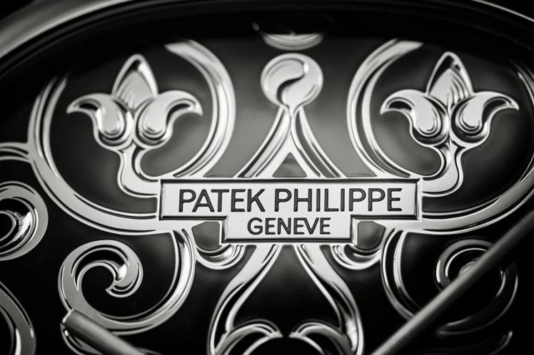 編號5738/51G-001 Golden Ellipse白金款腕表配鑲嵌琺瑯及...