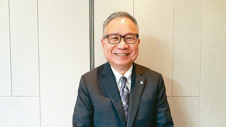 台橡執行長蔡偉強。(本報系資料庫)