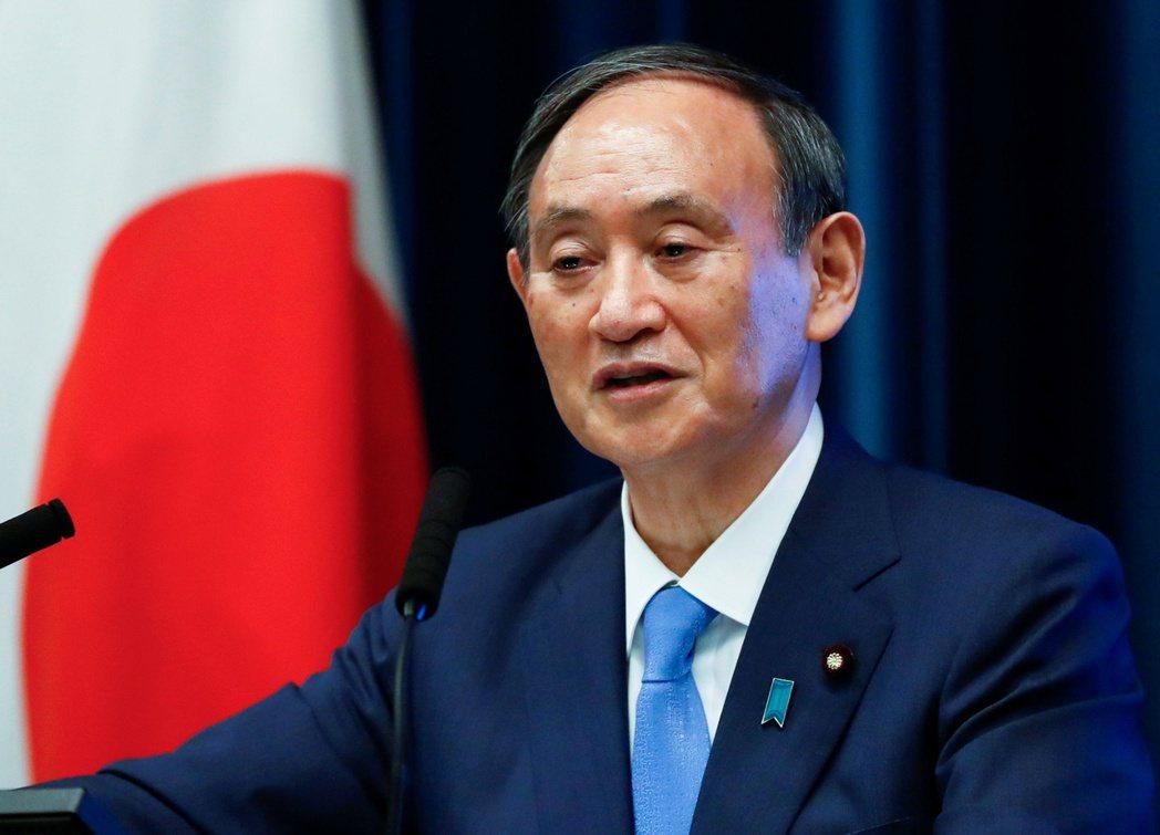 日本首相菅義偉表示,與中國大陸建立穩定關係十分重要。  路透