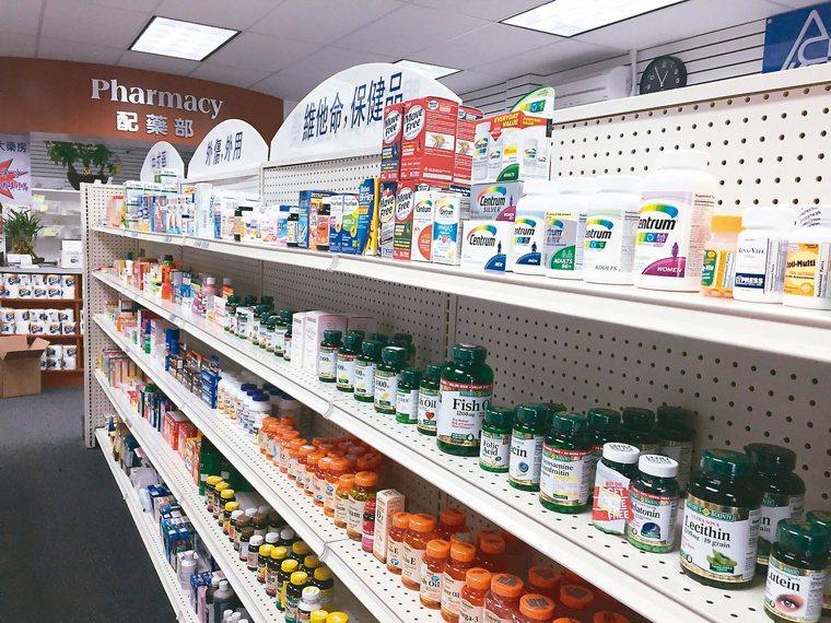 台灣人愛吃保健食品,留意與藥品的正確使用方式,才能讓身體健康。本報資料照片