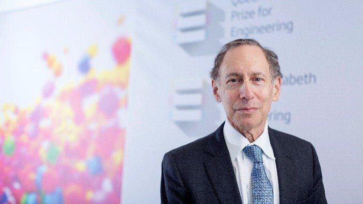 美國MIT教授、莫德納公司共同創辦人羅伯特蘭格(Robert Langer)將在...