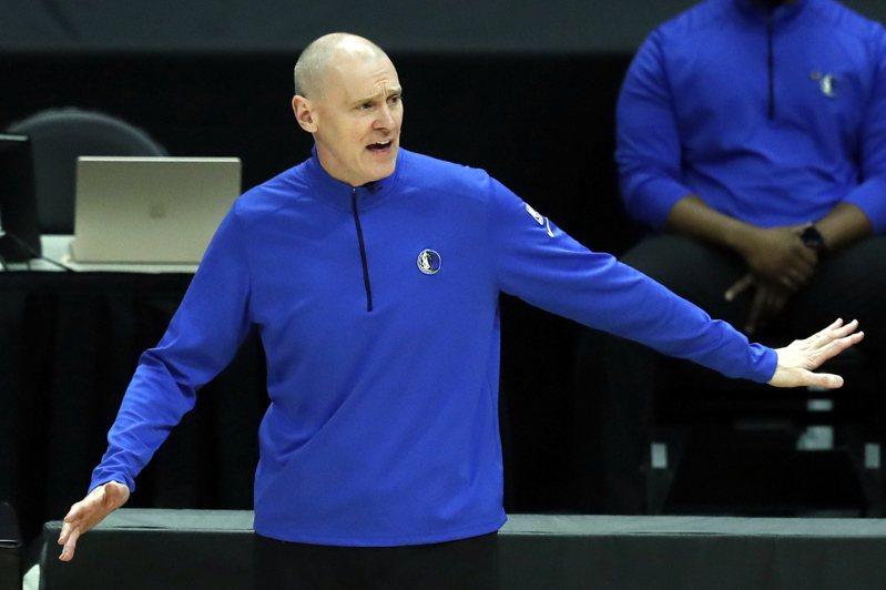 與獨行俠合作長達13年的總教練卡萊爾(Rick Carlisle)宣布自請離職。 歐新社