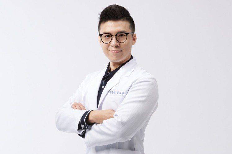 營養師黃韋堯。圖/KC WIN WIN提供
