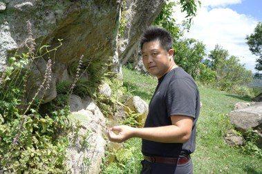 陳人鼎創辦小村遠遠,將偏遠荒村改造成香草村。圖/于國華提供