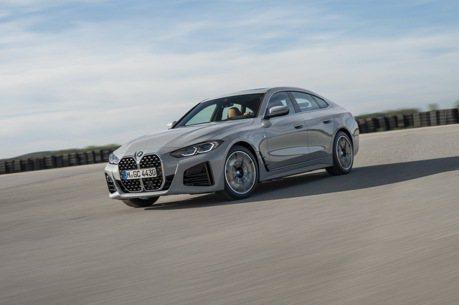 大改款BMW 4 Series Gran Coupe車型放大操控卻更強?怎麼辦到的?