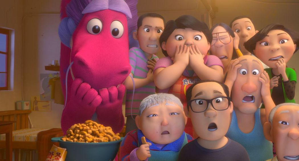 from:Sony Pictures Animation FaceBook