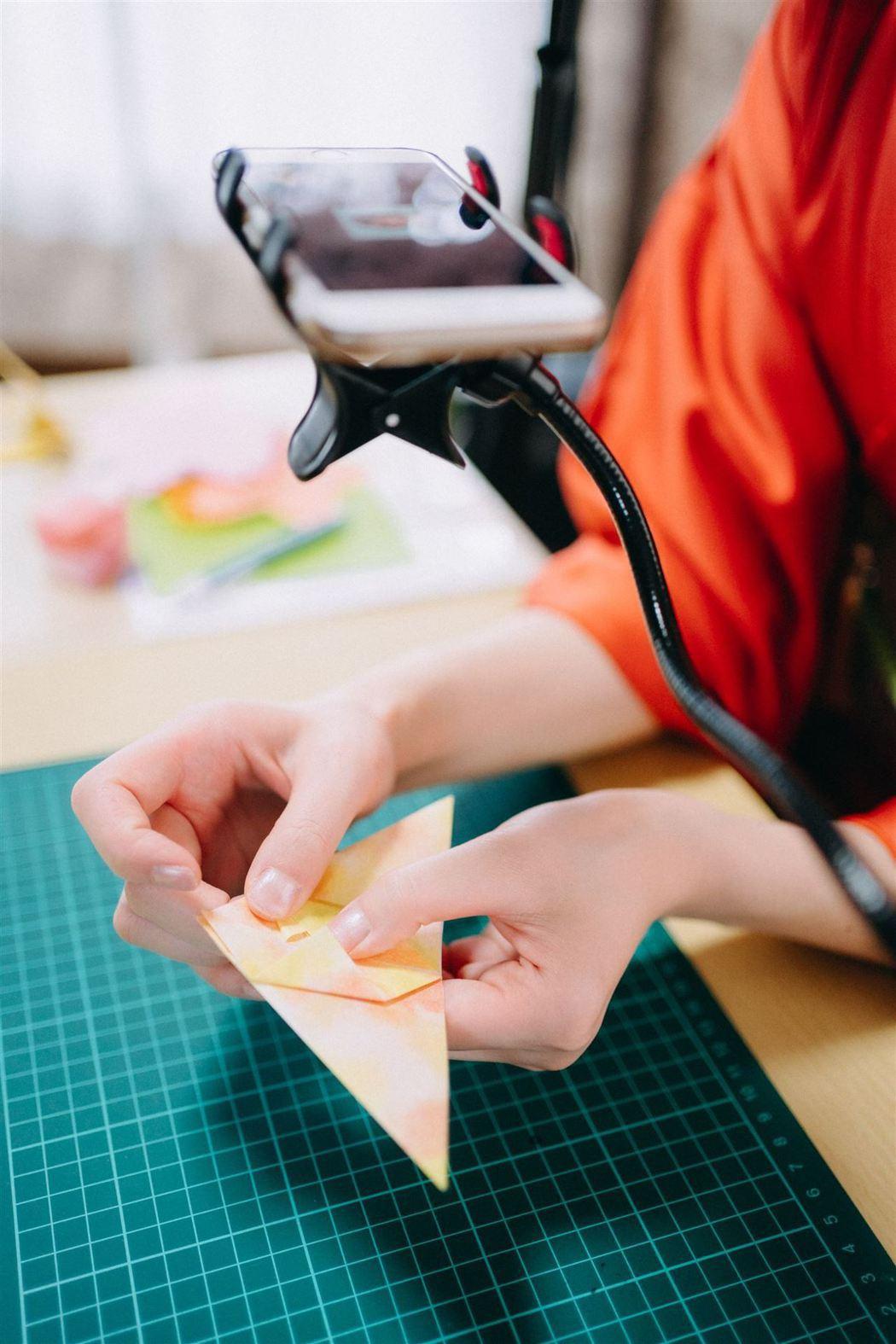 摺紙與日本文化的精髓。 Airbnb /提供
