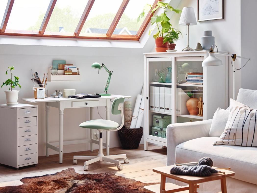 因應疫情人們大幅改變居家生活型態,進而影響對家的期待。IKEA觀察人們對居家空間...