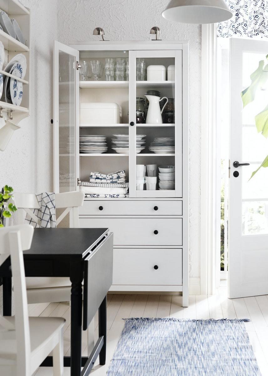 疫情升溫在家煮飯頻率變高,善用收納神器讓下廚更加得心應手。 IKEA /提供