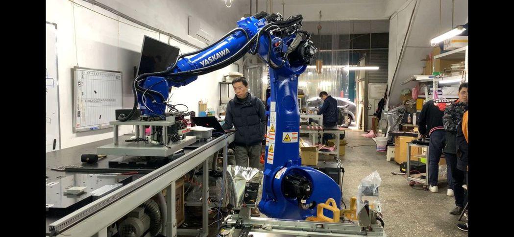 理研公司專業承接客製型自動化組裝設備,廣受客戶採用與好評 理研公司/提供