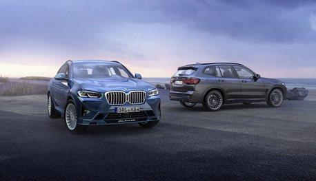 Alpina發表XD3、XD4性能休旅! 柴油版X3 M與X4 M?