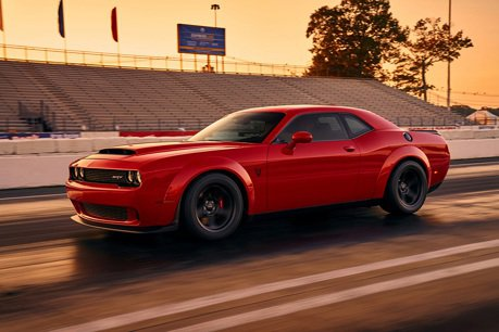Dodge電動Demon跑車將痛宰Tesla Model S Plaid?