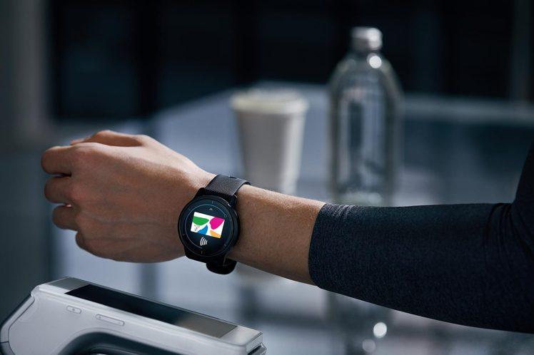 VENU 2系列GPS智慧腕表內建多項智慧提示、悠遊卡及Garmin Pay行動...