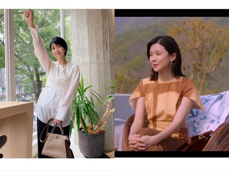 松隆子在《大豆田永久子與三個前夫》、李寶英《上流社會》各自拿了兩次FENDI P...