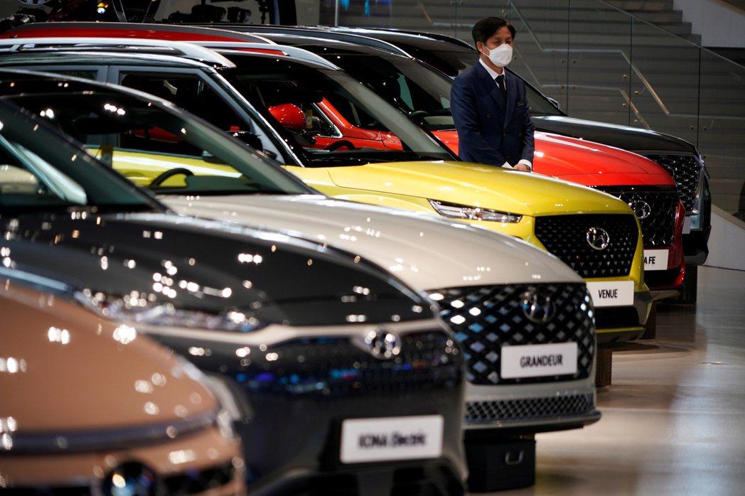 現代汽車在印度、越南、俄羅斯等新興市場的銷售表現,正後來居上、超越日本車廠。圖/...
