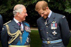 比兒子更玻璃心?查爾斯承受不了哈利對皇室的批評
