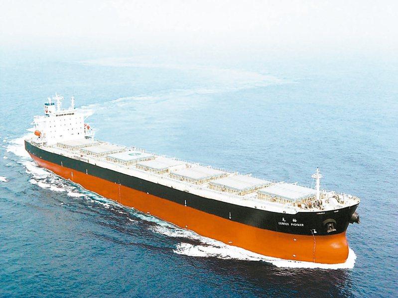 缺船、缺櫃及塞港問題未解,運價指數再創新高。 (本報系資料庫)