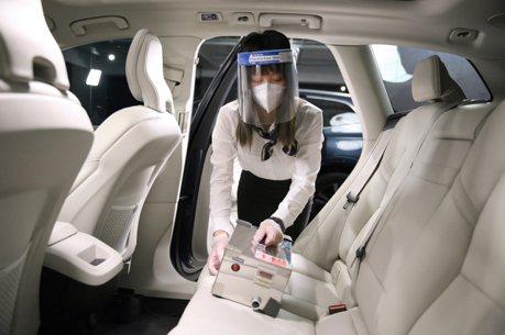 Volvo最高規格防疫 打造安心賞車環境守護顧客健康!