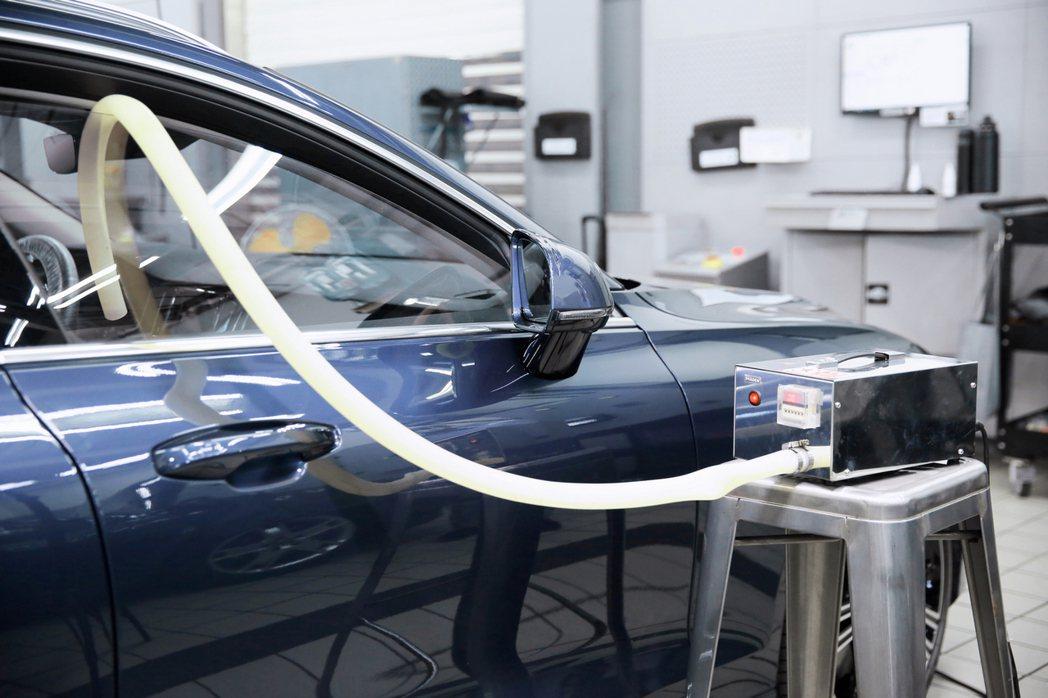 每 2 小時或賞車後 15 分鐘內進行清潔消毒,並於每天開店、12:00 與 1...