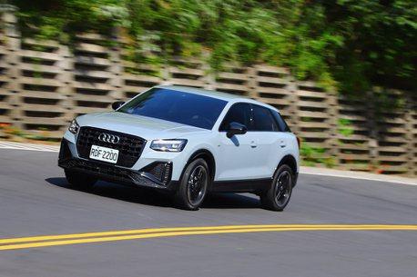 你以為的跨界休旅,其實是輛鋼砲!Audi Q2 35 TFSI S line試駕
