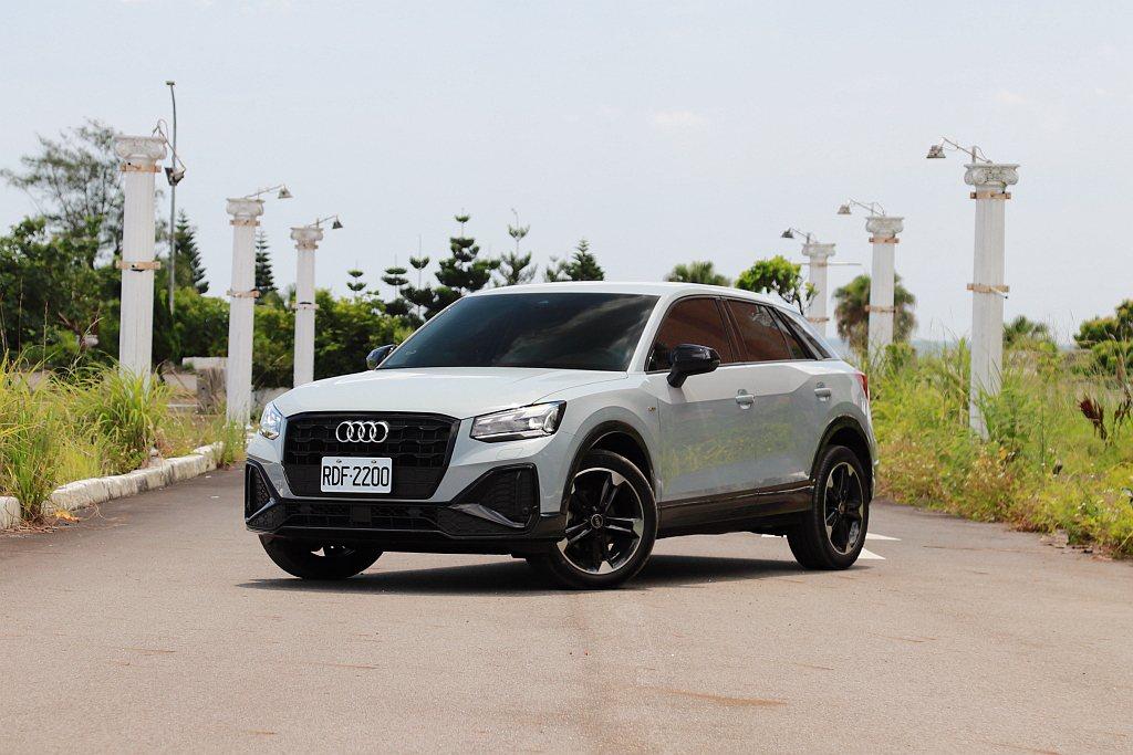 Audi Q2以150萬內的價格切入市場且頂級車型還有著意料之外的操控表現;或許...